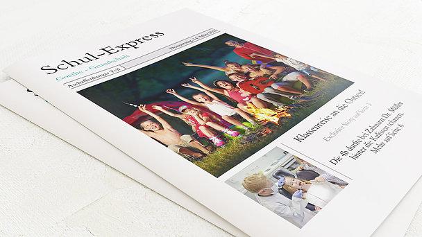 Schuelerzeitung - Zeitung