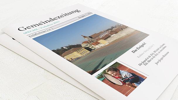Gemeindezeitung - Zeitung