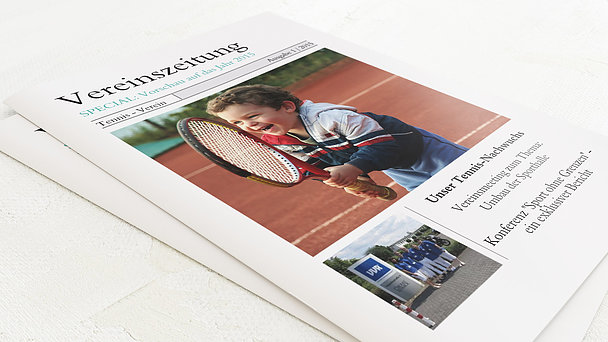Vereinszeitung - Zeitung