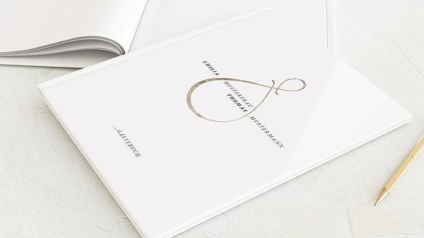 Gästebuch Hochzeit - Enamora
