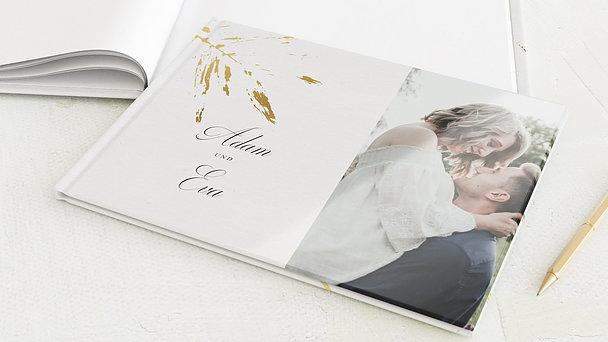 Gästebuch Hochzeit - Palmenwerk