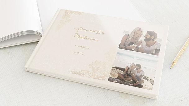 Gästebuch Hochzeit - Anmut