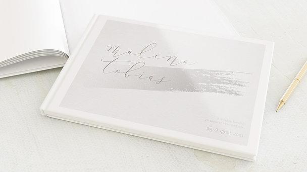 Gästebuch Hochzeit - Glänzende Zeit