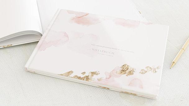 Gästebuch Hochzeit - Goldreich