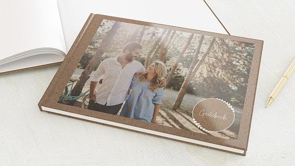 Gästebuch Hochzeit - Freudenfunkeln