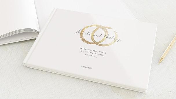 Gästebuch Hochzeit - Noblesse