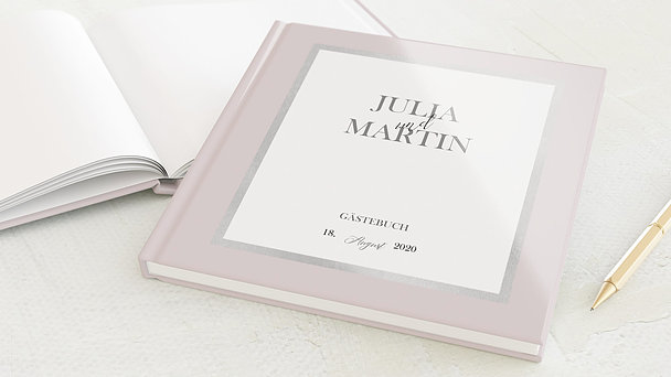 Gästebuch Hochzeit - Partnerwahl