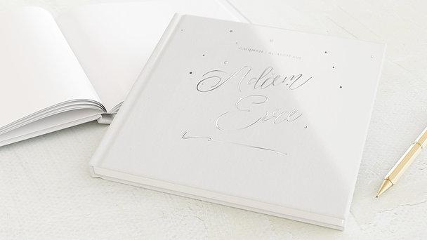 Gästebuch Hochzeit - Liebestupfer