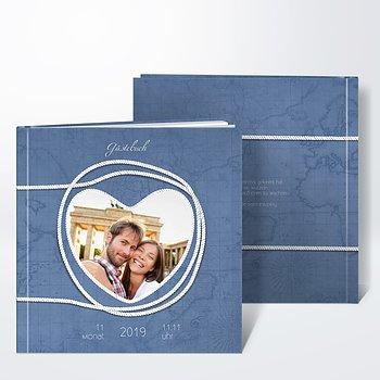 Gästebuch Hochzeit - Starke Verbindung