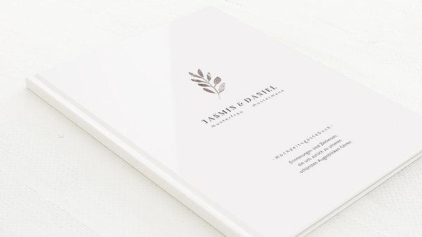 Gästebuch Hochzeit - Shiny love