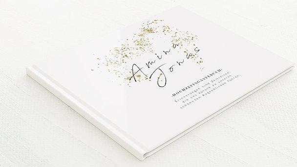 Gästebuch Hochzeit - Freudensprenkel