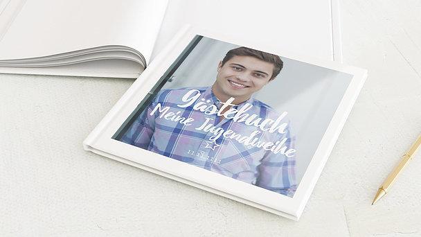 Gästebuch Jugendweihe - Im Mittelpunkt Jugendweihe