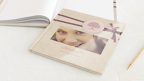 Gästebuch Jugendweihe - Kraftvoll