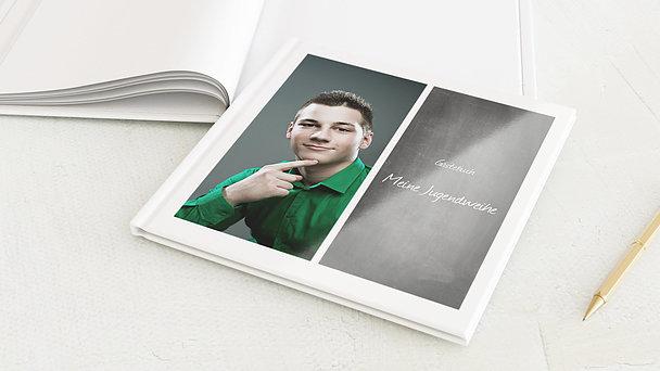 Gästebuch Jugendweihe - Getäfelt