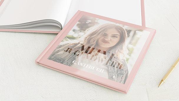 Gästebuch Jugendweihe - Das große Ereignis Jugendweihe