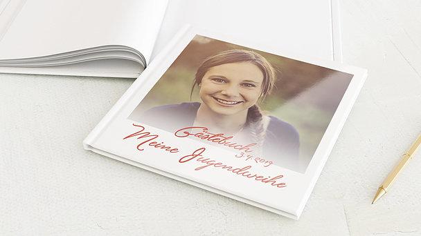 Gästebuch Jugendweihe - Ganz groß