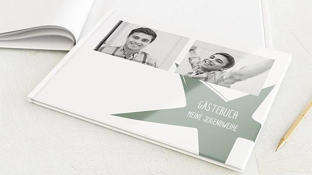 Gästebuch Jugendweihe - Ausschwärmen