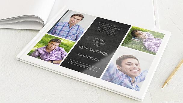 Gästebuch Jugendweihe - Jugendweihe-Tafel