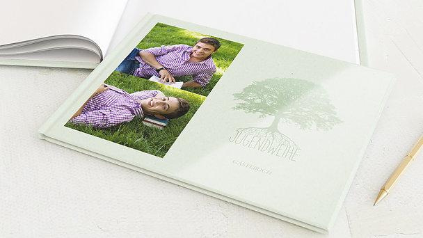 Gästebuch Jugendweihe - Stammbaum Jugendweihe