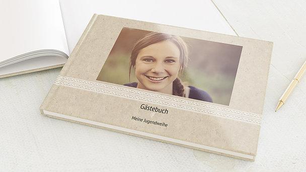 Gästebuch Jugendweihe - Boho Jugendweihe