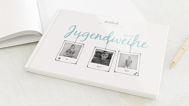 Gästebuch Jugendweihe - Neuanfang