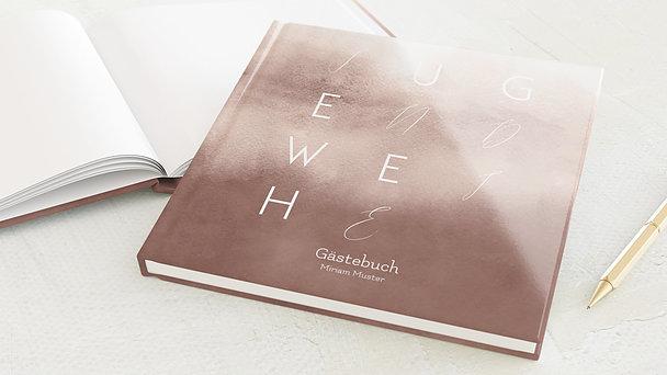Gästebuch Jugendweihe - Himmelsdach