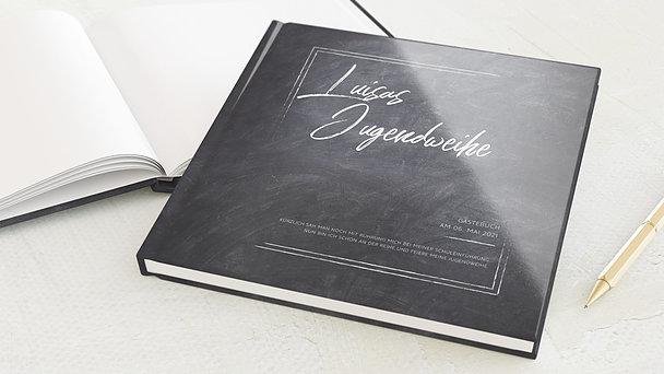 Gästebuch Jugendweihe - Tafelglanz