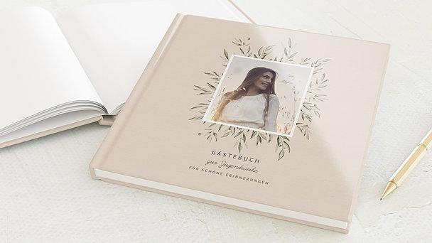 Gästebuch Jugendweihe - Wildflowers