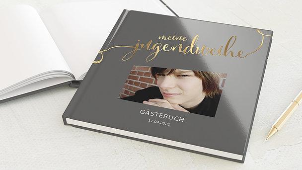 Gästebuch Jugendweihe - Fabelhafter Tag Jugendweihe