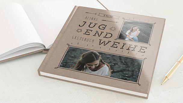 Gästebuch Jugendweihe - Freudestrahlen