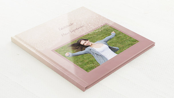 Gästebuch Jugendweihe - Löwenzahn