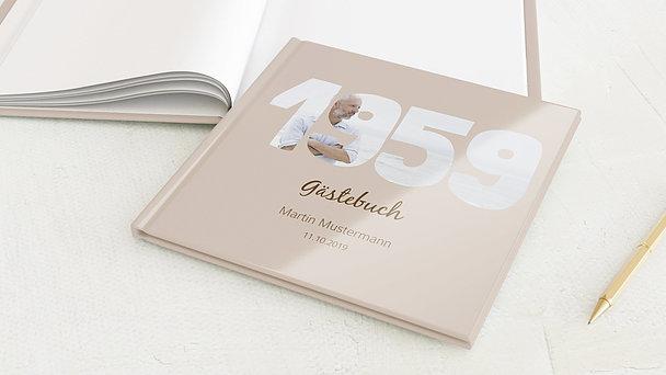 Gästebuch Geburtstag - Jahrgang 1959