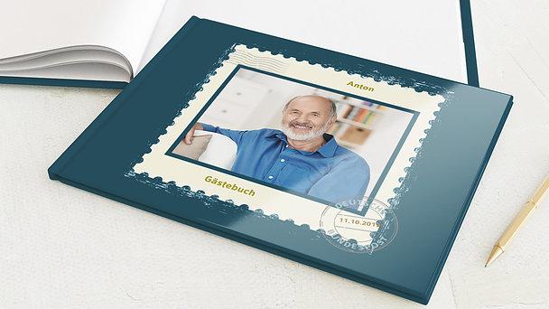 Gästebuch Geburtstag - Geburtstagspost