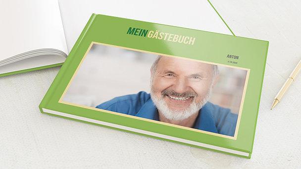 Gästebuch Geburtstag - Fünfzich