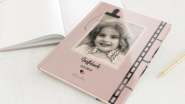 Gästebuch Geburtstag - Filmstreifen 50