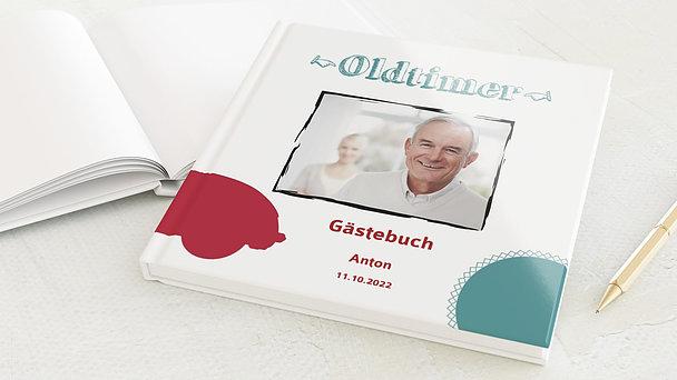 Gästebuch Geburtstag - Oldie but Goldie