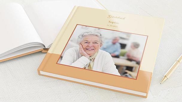 Gästebuch Geburtstag - Lebensfreude