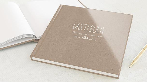 Gästebuch Geburtstag - Rustique 50