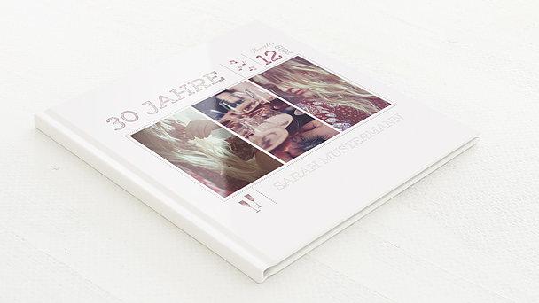 Gästebuch Geburtstag - Terminsache 30