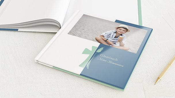 Gästebuch Kommunion - Kreuzung