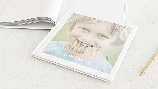 Gästebuch Kommunion - Das große Ereignis Kommunion