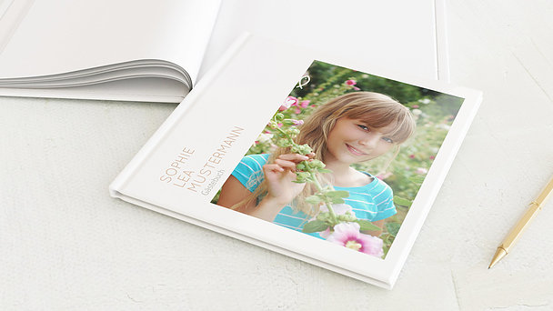 Gästebuch Kommunion - Reines Herz Kommunion