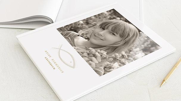 Gästebuch Kommunion - Schwarm Kommunion