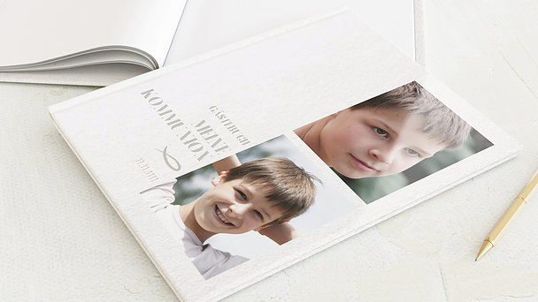 Gästebuch Kommunion - Bedeutender Tag Kommunion