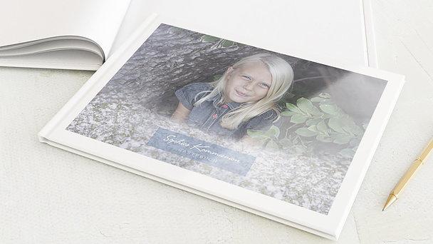 Gästebuch Kommunion - Feenland