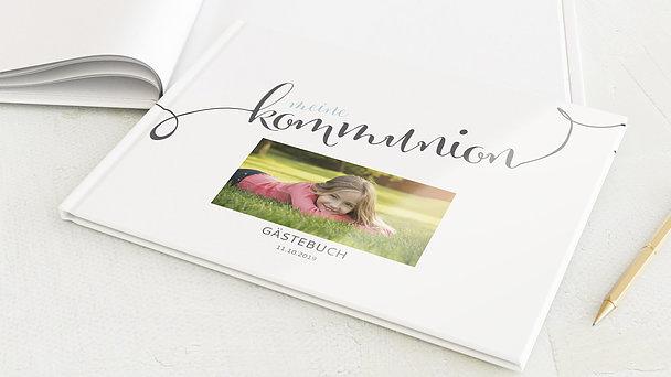Gästebuch Kommunion - Fabelhafter Tag Kommunion