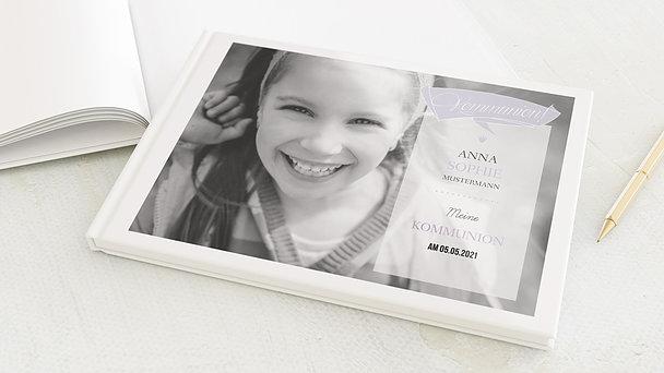Gästebuch Kommunion - Anfang
