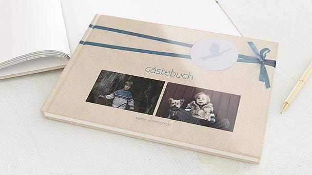 Gästebuch Kommunion - Kraftvoll