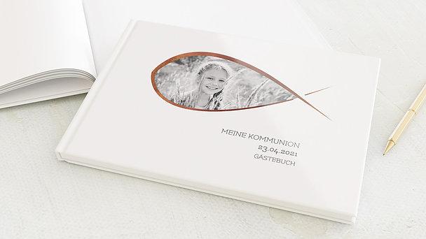 Gästebuch Kommunion - Pure Freude