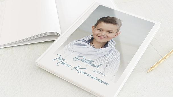 Gästebuch Kommunion - Ganz groß
